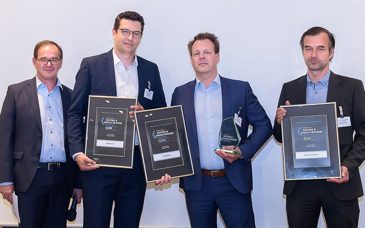 Arvato Systems_Handel_SAP Hosting Awards 2018