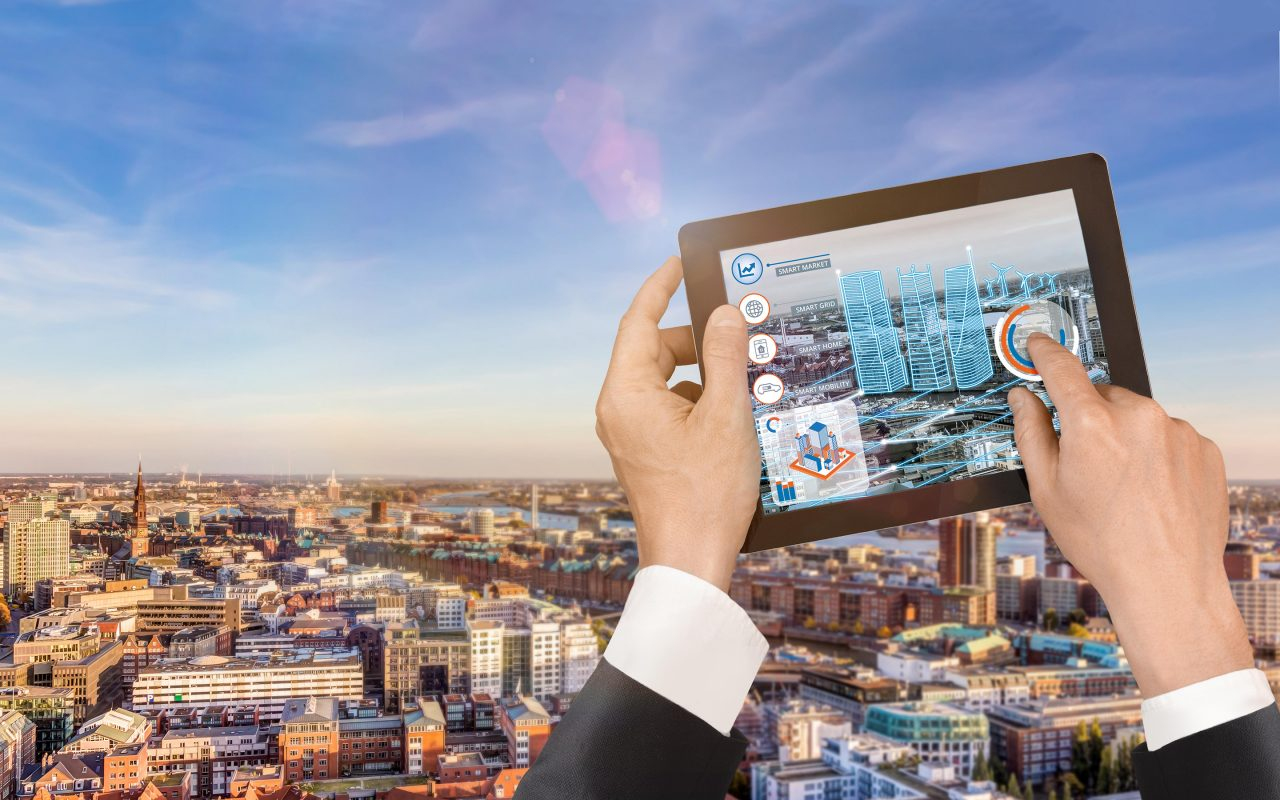 Arvato Systems_Utilties_Smart Energy Tablet Stadt